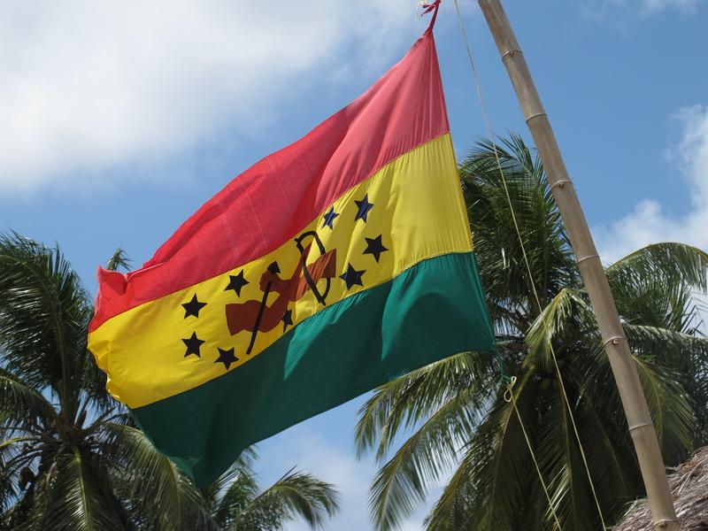 bandera Guna