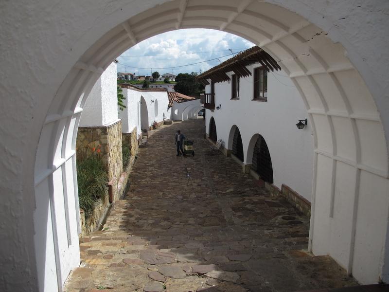 Pueblo de Guatavita