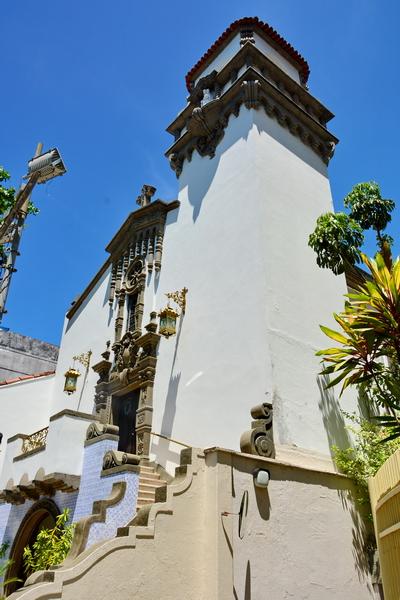 Iglesia Nossa Senhora do Brasil