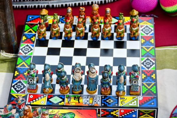 Mercado de Artesanías de Otavalo 9