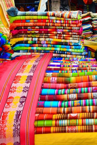 Mercado de Atesanías de Otavalo 4