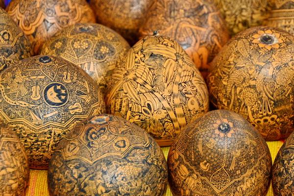 Mercado de Artesanías de Otavalo 10