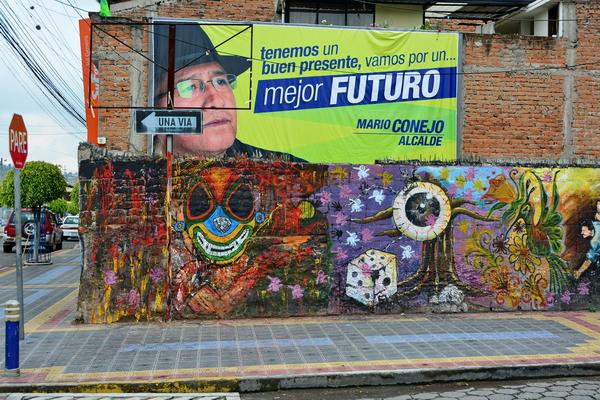 Calles de Otavalo 1