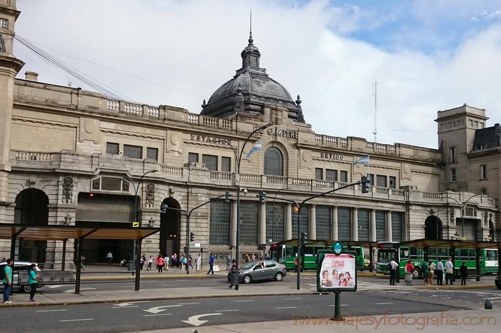 Estación Retiro Buenos Aires 1