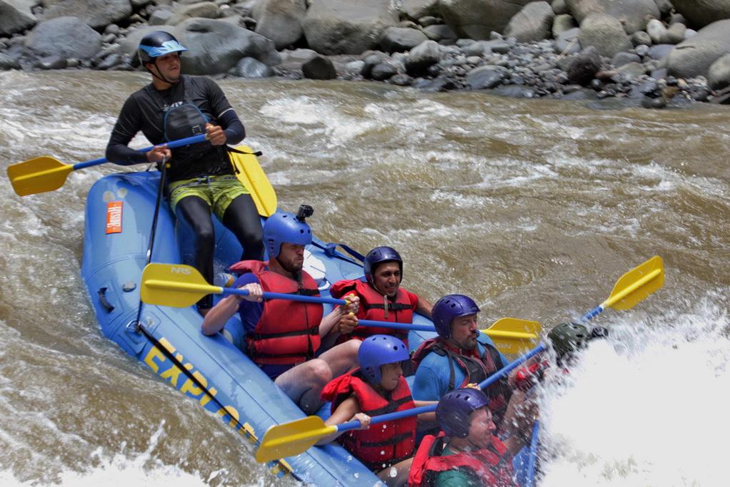 Rafting en el Pacuare Costa Rica 20