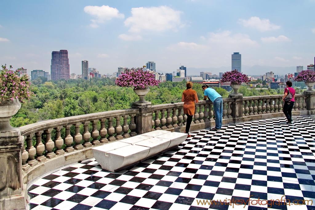 Castillo de Chapultepec 04