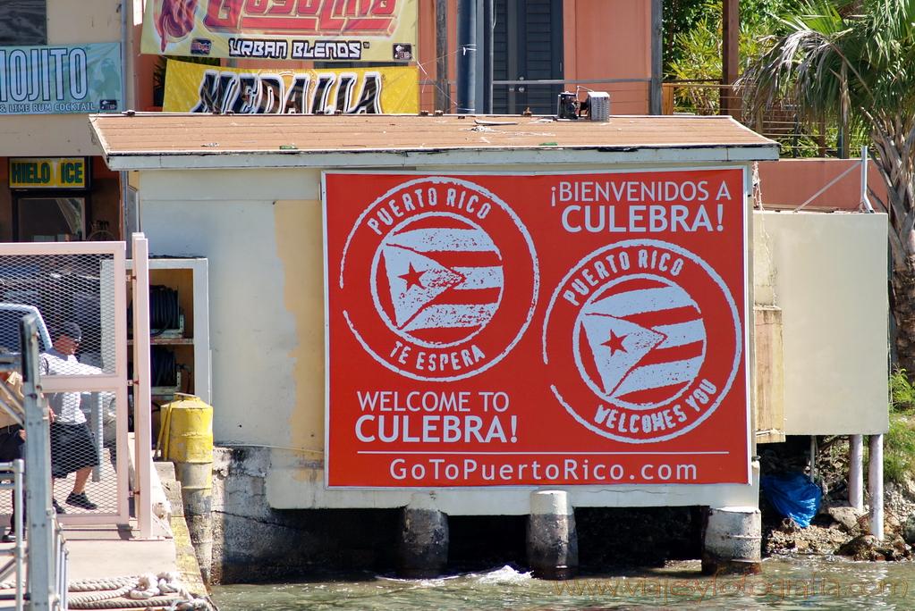 Isla Culebra puerto viajesyfotografia