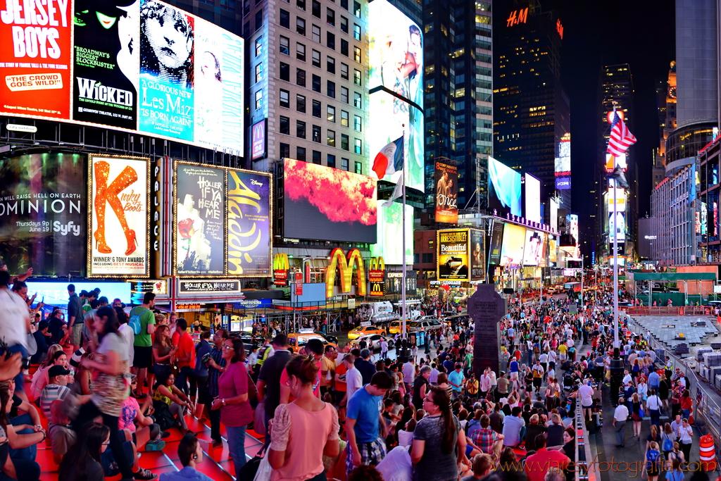 Nueva York Times Square 10