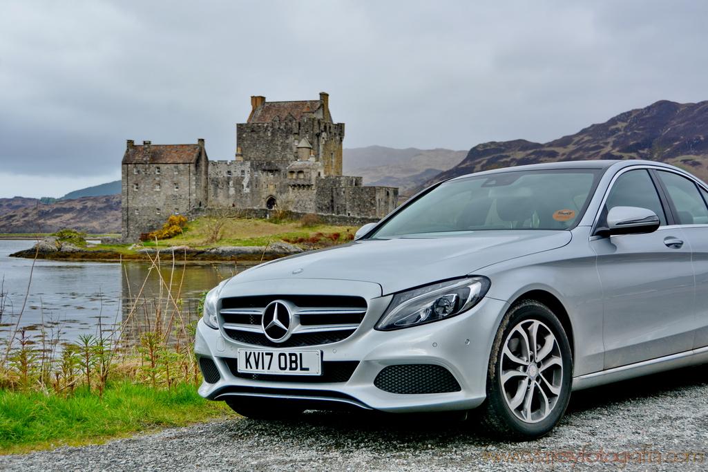 Castillo de Eilean Donan 6