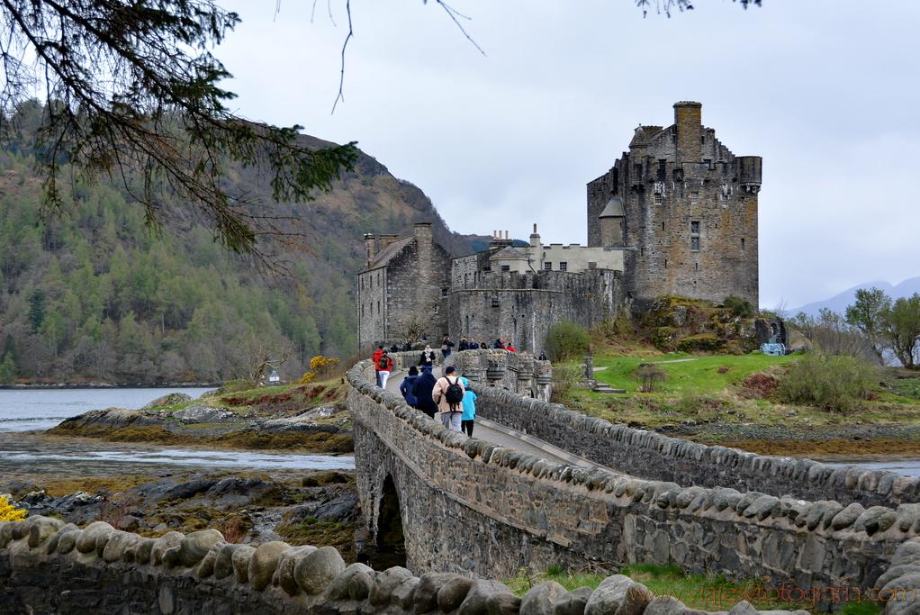 Castillo de Eilean Donan 7