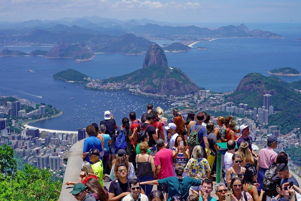 Brasil 2014: ¡Hola Copacabana!