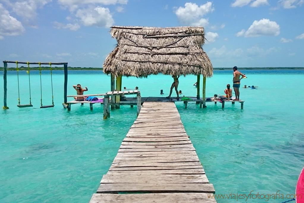 La laguna bacalar ese incre ble lugar donde nace el cielo for Hotel luxury en bacalar